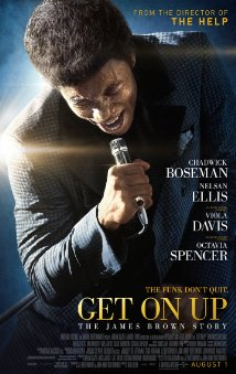 Chadwick Boseman stars as the legendary King of Soul, James Brown